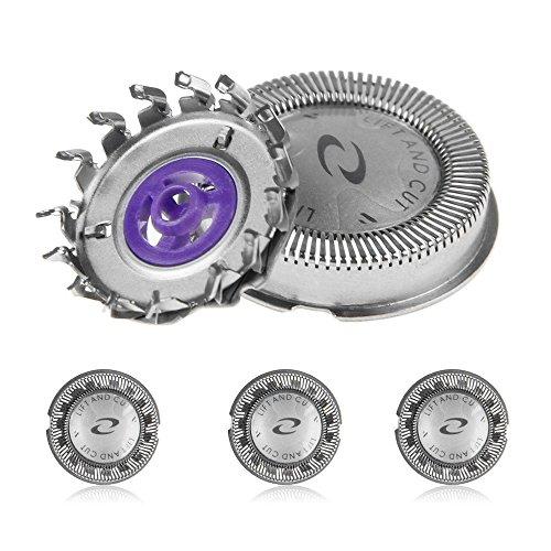 winlink-3pcs-universale-testine-di-rasatura-doppi-strati-sharp-elettronica-rasoio-capo-lamette-di-ri