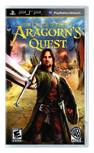 Herr der Ringe: Aragorn's Quest Sony PSP - Psp Herren