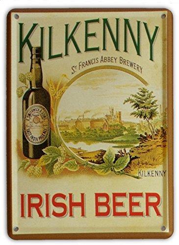 Kilkenny Irish Beer piccolo vintage metallo latta Pub Sign - Irish Ale