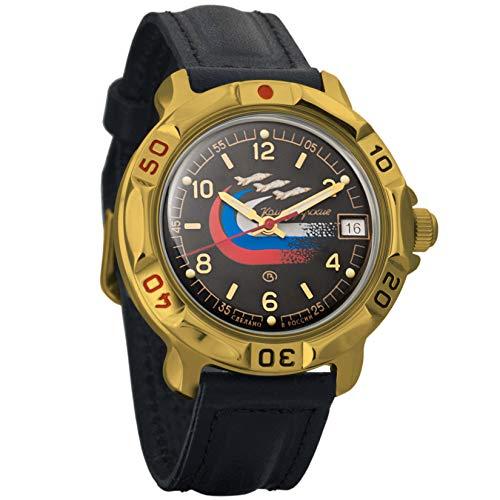Vostok Komandirskie 2414819260militare russo air-force orologio meccanico