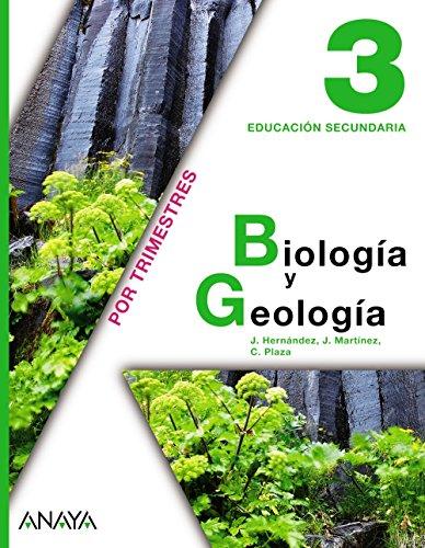 Biología y Geología 3. - 9788466714068