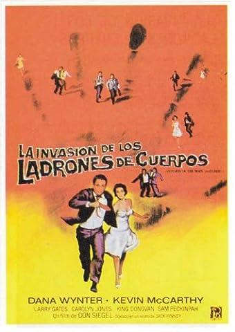 Invasion of the Body Snatchers Plakat Movie Poster (11 x 17 Inches - 28cm x 44cm) (1978) Spanish (Brooke Adams Weihnachten)