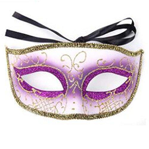 inder Spielzeug Handgefertigte Halloween Maske Kinder Maske (16.5x8 cm) ()