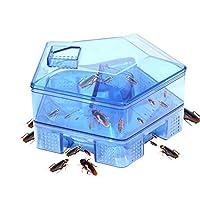 Gison'S Automatic Control Cockroach Catcher Traps Insert Killer Cockroach Catcher Fall Box Insect Killer Pest Control Catcher Box