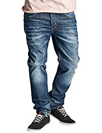 Cipo & Baxx Homme Jeans / Jeans Straight Fit Engels