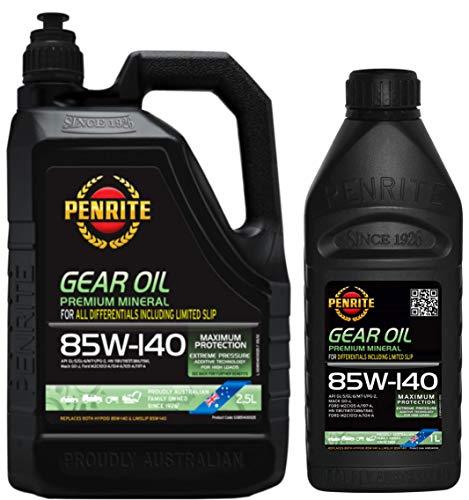 Penrite 85W-140 - Olio per Cambio differenziale, 3,5 Lit