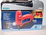 Rapid R606 Elektrotacker im Metallkoffer +1000 Nägel u.720 Klammern