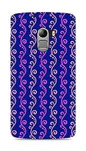 Amez designer printed 3d premium high quality back case cover for Lenovo K4 Note (Cool Pattern12)