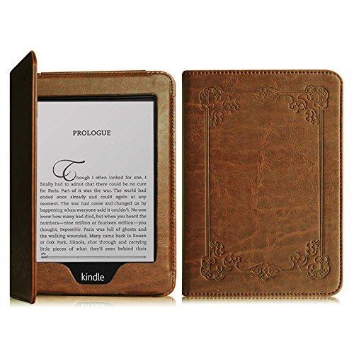 Fintie EKD0049UK Tablet-Schutzhülle, Kindle Paperwhite, Z -Vintage Antique Bronze, Stück: 1 -