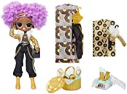 LOL Surprise OMG 24K DJ Fashion Doll for Kids - 20 Surprises - Styled Hair & Fierce Fashions - For Ages 4