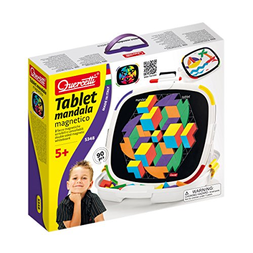 Quercetti 5348 Magnetische Mandalatafel