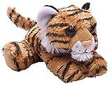Wild Republic - Hug'ems, peluche tigre, 18 cm (16233)