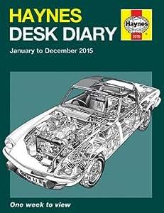 Haynes Desk Diary 2015