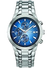 s.Oliver Herren-Armbanduhr Chrono SO-1673-MC