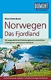 DuMont Reise-Taschenbuch Reiseführer Norwegen, Das Fjordland: mit Online-Updates als...