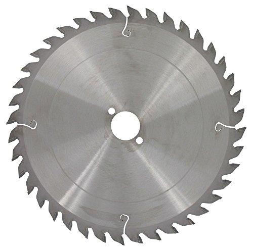 Scid - Lame pour scie circulaire / Ep. 3,2 mm - 40 dents type T - 250 x 30