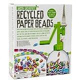 Kit de fabrication de Perles en papier recyclées Coffret de loisir créatif pour enfants 6 ans +...
