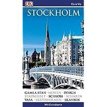 Vis-à-Vis Reiseführer Stockholm: mit Extrakarte und Mini-Kochbuch zum Herausnehmen