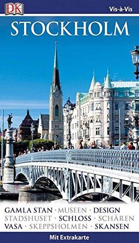 Vis-à-Vis Reiseführer Stockholm: mit Extra-Karte und Mini-Kochbuch zum Herausnehmen