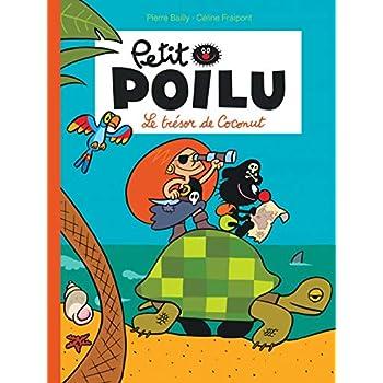 Petit Poilu - tome 9 - Le trésor de Coconut (nouvelle maquette)