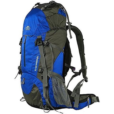 Topsky sport all'aperto, campeggio, escursionismo, montagna-Zaino portaborracce-40L-Zaino
