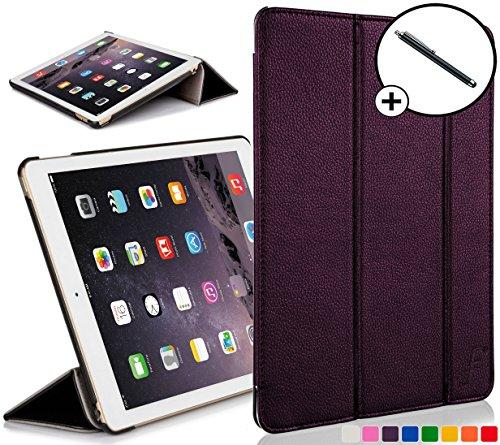Forefront Cases® Apple iPad Mini 3 / 3rd Gen Hülle Schutzhülle Tasche Bumper Folio Smart Case Cover Stand - Ultra Dünn Leicht mit Rundum-Geräteschutz und intelligente Auto Schlaf / Wach - Apple 3rd Gen Ipad