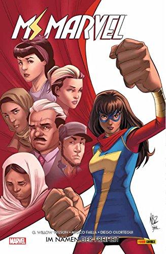 . Serie): Im Namen der Freiheit (Marvel Frauen Superhelden)