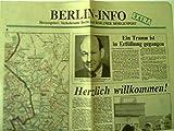 Berlin-Info EXTRA - Informationsmaterial zum Mauerfall,