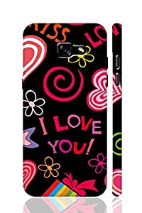 SRS Made For U 3D Back Cover for Samsung Galaxy A5 2017