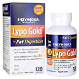 Enzymedica, Lypo Gold-Enzyme, 120 Kapseln