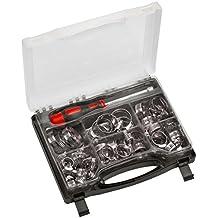 Meister 8619660 - Fascette stringitubo, confezione da 50