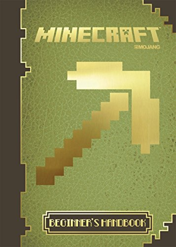 Minecraft: The Official Beginner's Handbook por Stephanie Milton
