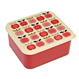 dotcomgiftshop Butterbrotdose Vintage Apple 26174 Lunchbox