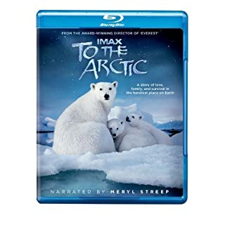 To the Arctic (2012) (3D Blu-ray+Blu-ray+DVD) by Warner Home Video by Greg MacGillivray