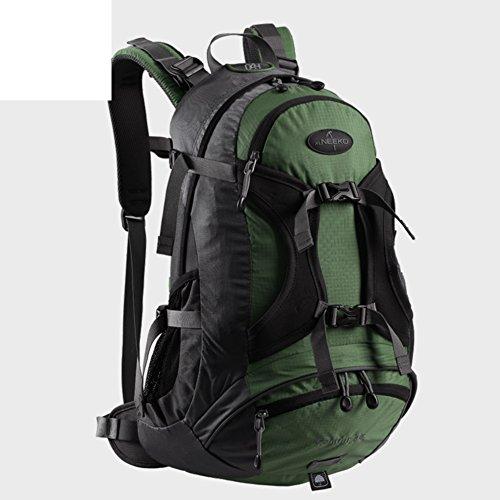 Zaino outdoor alpinismo/Borse di massa impermeabile/Zaino da viaggio/escursione-Army Green 30L Army Green