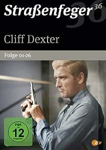 Straßenfeger 36 - Cliff Dexter/Folge 01-26 [4 DVDs]