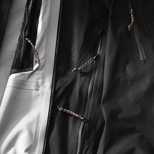 Fjällräven Keb Eco-Shell Jacket W, Giacca Donna navy scuro