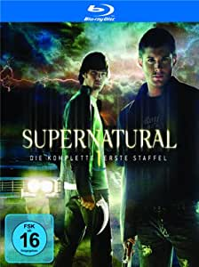 Supernatural: Die komplette erste Staffel [Blu-ray]
