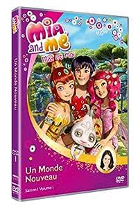 MIA & ME : UN NOUVEAU MONDE - saison 1 vol 1