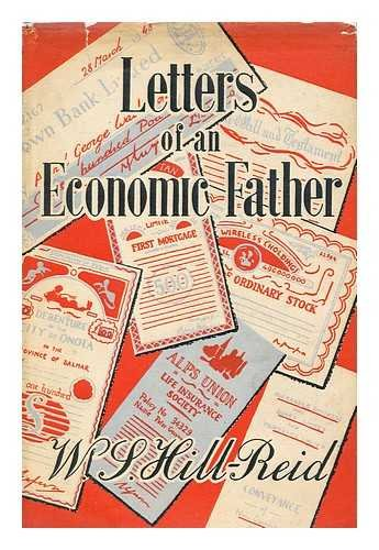 Letters of an economic father / with an introduction by Beverley Nichols