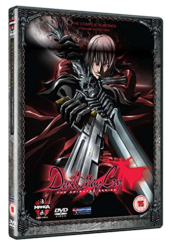 Devil May Cry - The Complete Series [3 DVDs] [UK Import]
