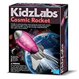 Build Your Own Cosmic Rocket Experiment - Experiments Kit - Great Educational - Science Toys & Games Gift Present Idea For Birthdays Age 14+ Children Teenager Boys Girls