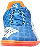 Puma evoSPEED 5.4 IT Herren Fußballschuhe, Blau (electric blue lemonade-white-orange clown fish 03), 40 EU (6.5 Herren UK) -