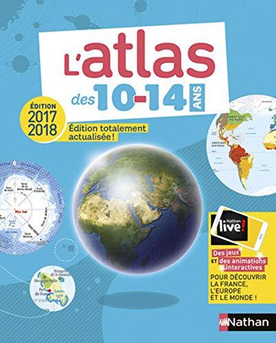 L'Atlas des 10-14 ans
