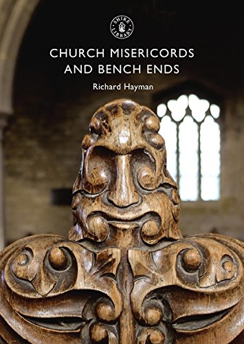 Church Misericords and Bench Ends (Shire Library) por Richard Hayman