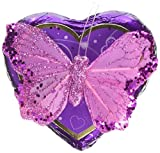 Gunthart Butterflies on Praline Heart