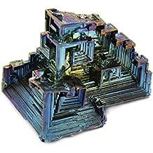 Bismuth Crystal Mineral Specimen (Large) by GeoFossils