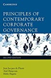 Principles of Contemporary Corporate Governance by Jean Jacques du Plessis (2010-11-22)