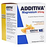 ADDITIVA Magnesium 375 mg Sticks 60 St Pulver