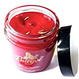 Burgol Premium-Schuh-Pomade Schuhcreme Rot